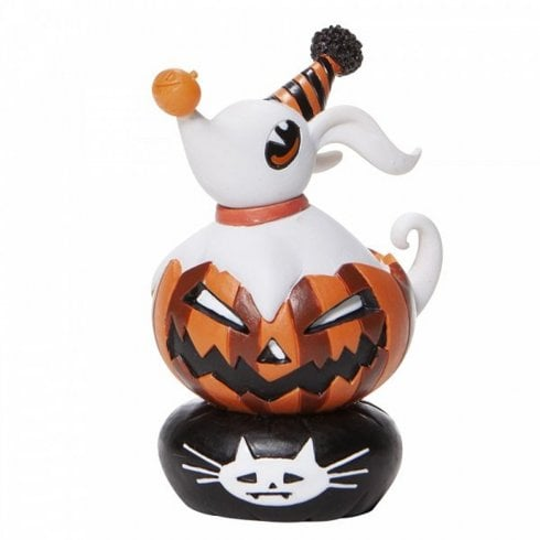 The World of Miss Mindy Presents Disney Zero Nightmare Before Christmas Dog Figurine 6007192