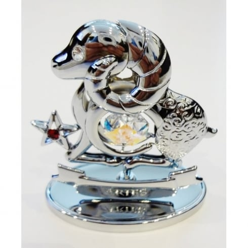 Crystocraft Zodiac Aries Collectable