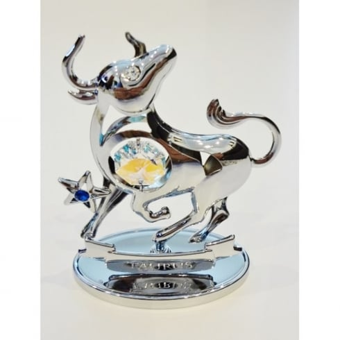 Crystocraft Zodiac Taurus Collectable