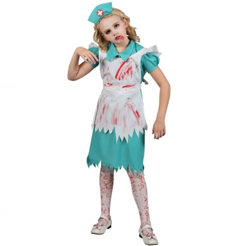Wicked Costumes Zombie Nurse (11-13) Extra Large