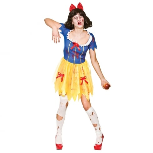Wicked Costumes Zombie Snow White Large